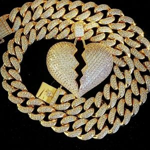 Heart Break Pendant